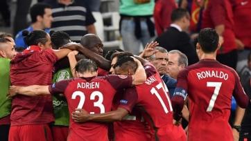 Криштиану Роналду: «От нас никто не ждал, что мы дойдём до полуфинала»