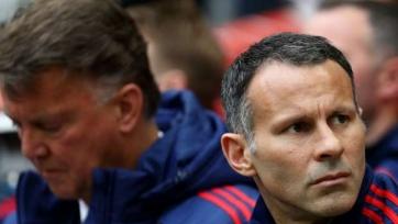 Райан Гиггз предложил ван Гаала на роль наставника английской сборной