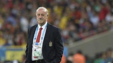 Висенте Дель Боске подтвердил, что покидает сборную Испании
