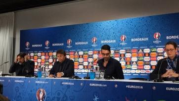 Антонио Конте считает, что сборная Германии сильнее испанцев