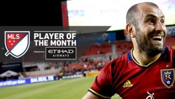 Юра Мовсисян – лучший игрок MLS в июне
